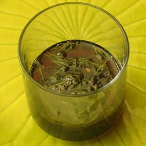 rosemary honey blasamic glaze
