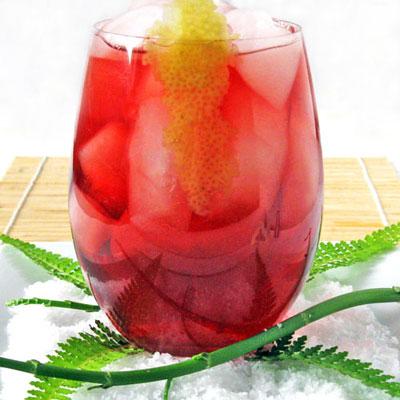 sloe gin cocktail