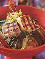 Miso Glazed Fish Fillet