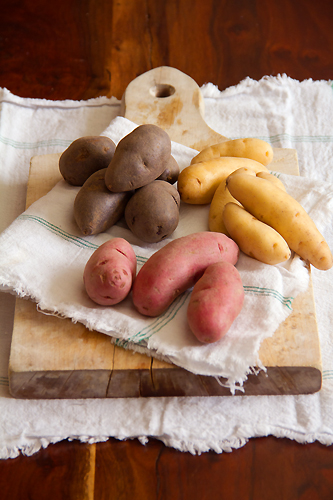 Idaho Fingerling Potatoes from Southwind Farms