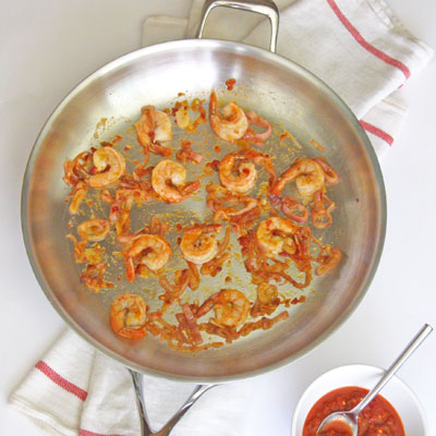 spicy vietnamese shrimp