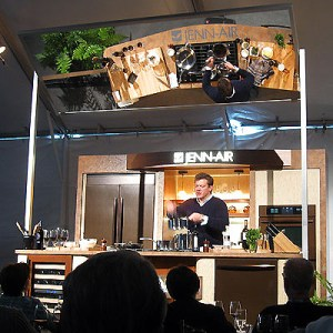 Tyler Florence at Pebble Beach 2010