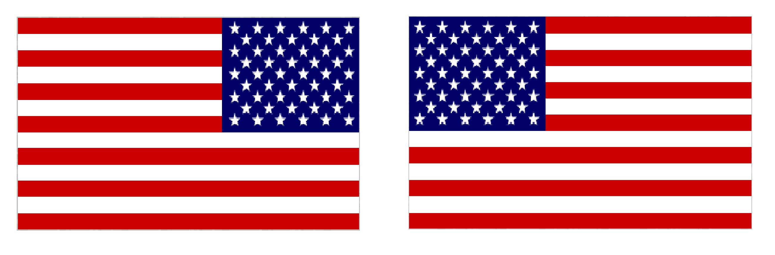 Make It Pretty Wednesdays 4th Of July Flag Straws
