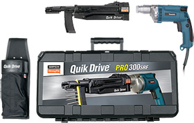 Quik Drive Screw Gun Kit
