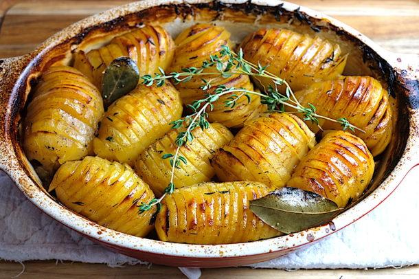 Pommes de terreBoulangères