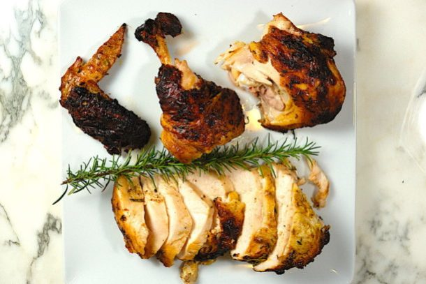 Buttermilk Grilled Chicken