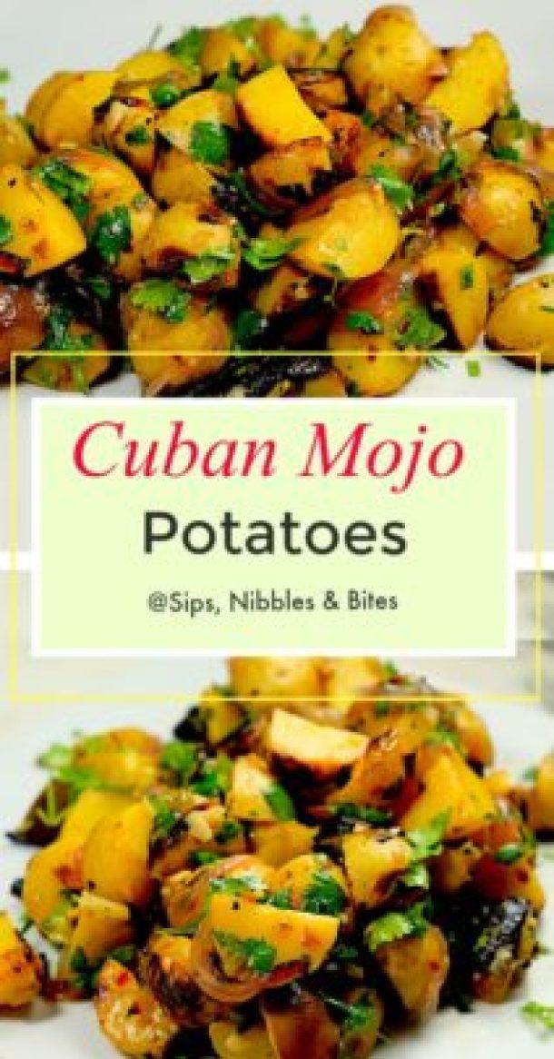 Mojo Potatoes