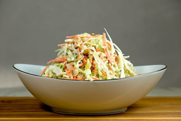Hatch Chile Cole Slaw