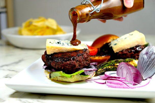 Bourbon-Balsamic-Bison-Burger