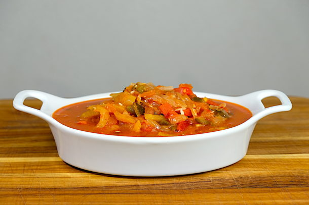 Basque Piperade