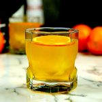 Grand Marnier Wallbanger