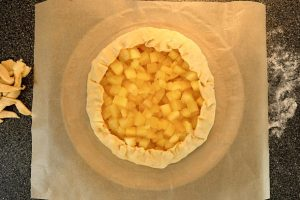 Rustic Apple Croustade