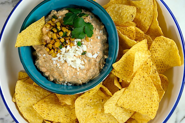 Mexican Street Corn Party Dip