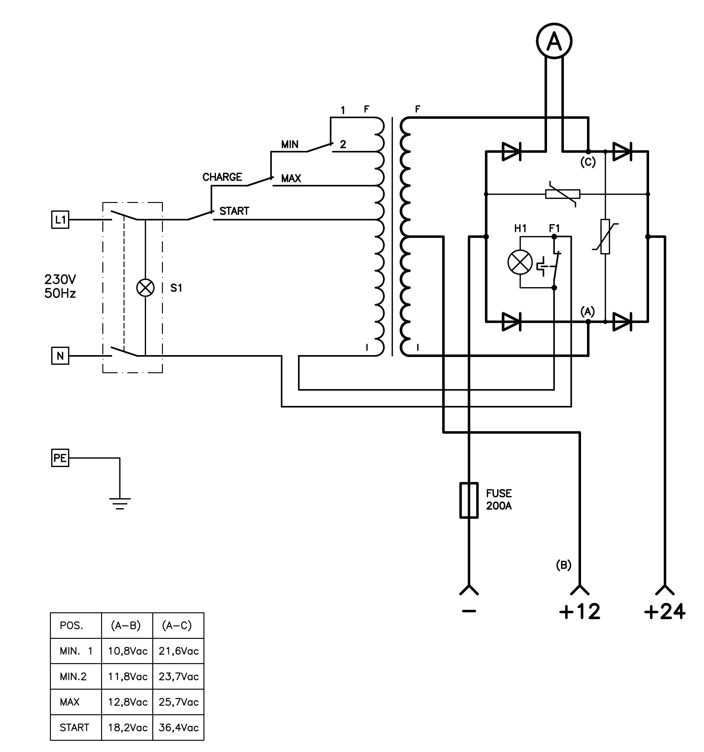220v Circuit Wiring Diagram