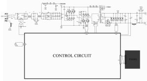 SIP 05706 T183 Inverter ARC TIG Welder Wiring Diagram