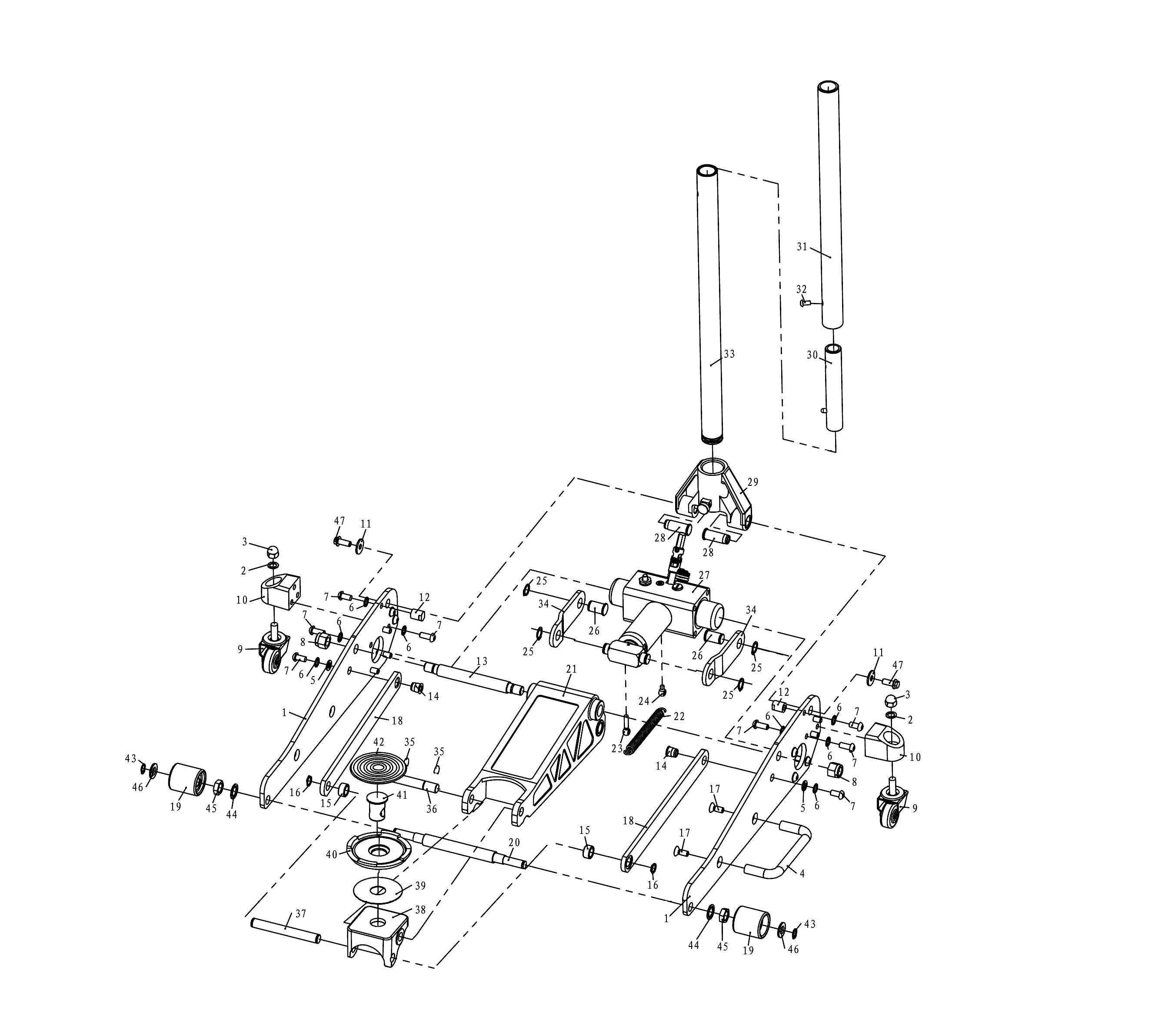 Sip Winntec 1 35 Ton Aluminium Racing Jack Diagram