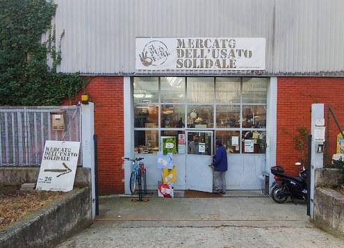 Mercato dell'Usato a Como