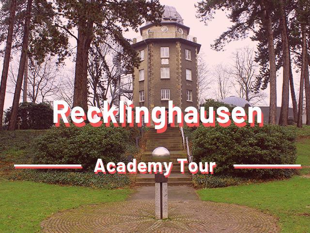 Ruhrfestspielhaus Recklinghausen Rätseltour