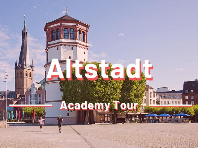 Altstadt Düsseldorf Rätseltour