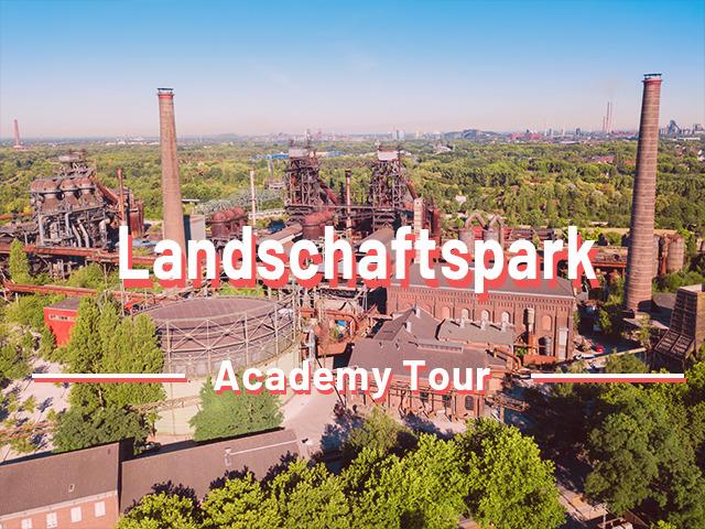 Landschaftspark Duisburg Rätseltour