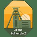 SPM Academy Tour – Zeche Zollverein 2 Badge