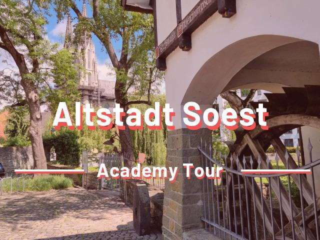 Historische Altstadt Soest Rätseltour