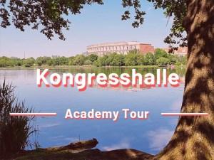 Kongresshalle Nürnberg Bayern | Sir Peter Morgan | Schatzsuche Schnitzeljagt Outdoor Rätsel Stadt Rallye