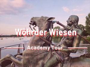 Kongresshalle Wöhrder Wiesen Nürnberg Bayern | Sir Peter Morgan | Schatzsuche Schnitzeljagt Outdoor Rätsel Stadt Rallye