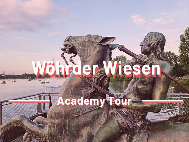 Wöhrder See Nürnberg Rätseltour