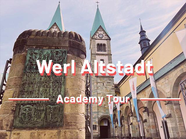 Wallfahrtsstadt Werl Altstadt Rätseltour