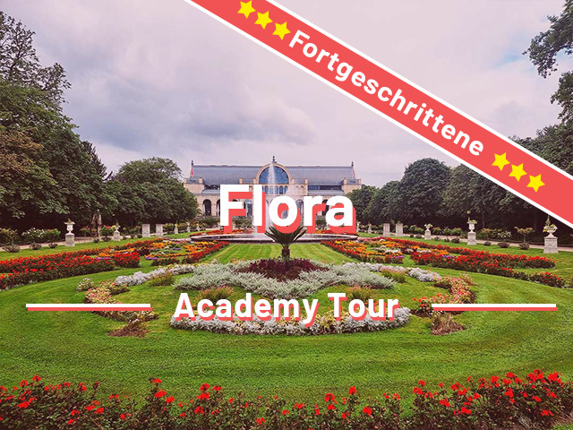 Kölner Flora Rätseltour für Fortgeschrittene