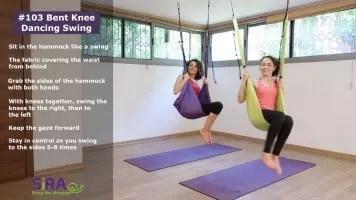 Bent Knee Dancing Swing – exercise #103