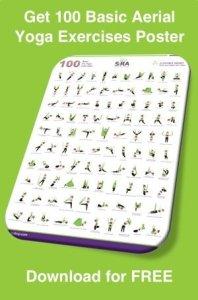 100 Aerial Yoga Exercises