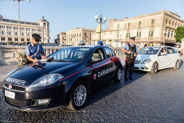 Siracusa, proseguono i controlli dei Carabinieri in Ortigia. Il ...