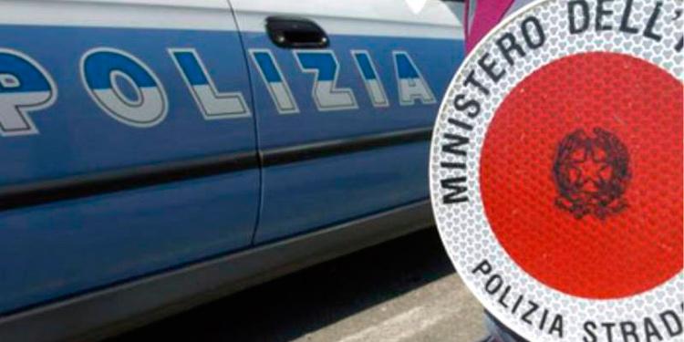 Controlli su strada della Polizia, 23enne arrestato per possesso di droga