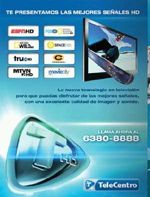 Telecentro HD