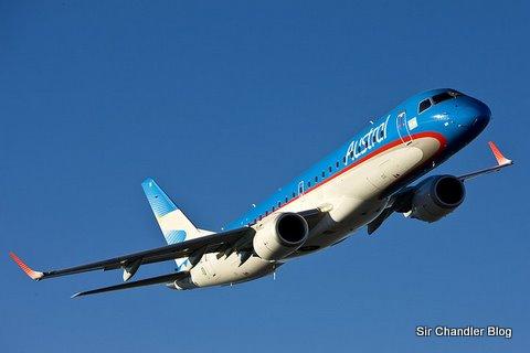 20% de descuento en Aerolíneas Argentinas con las tarjetas VISA de cualquier banco