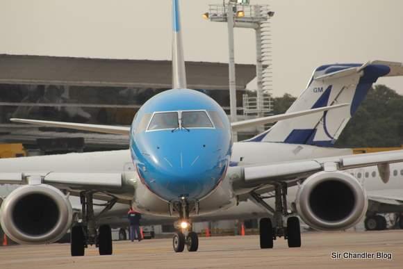 Los Embraer dejan en offside a los miedosos e ignorantes