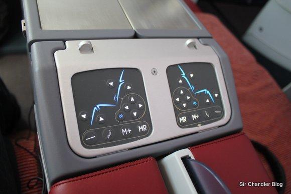 Último vuelo del 2012: Regreso desde Chile en Business del 787 (II/III)