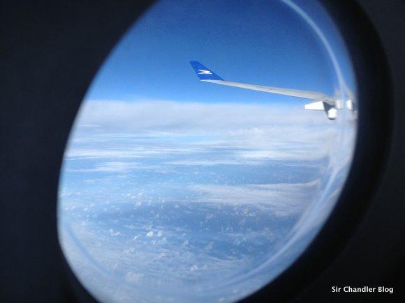 Volando a Madrid por Aerolíneas Argentinas (crónica 2013)