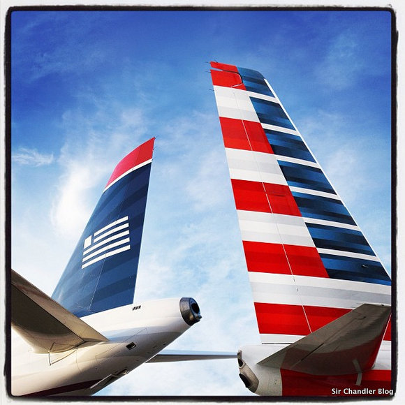 American Airlines y US Airways fusionadas oficialmente