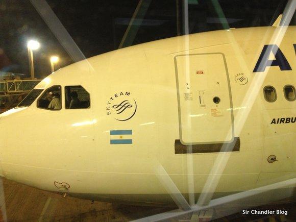 Adiós a los Airbus 340 serie 200 de Aerolíneas Argentinas