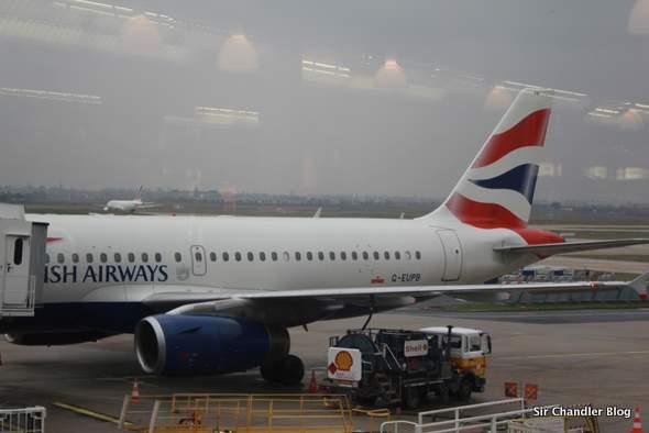 Volando de París a Madrid vía Londres (crónica del vuelo)