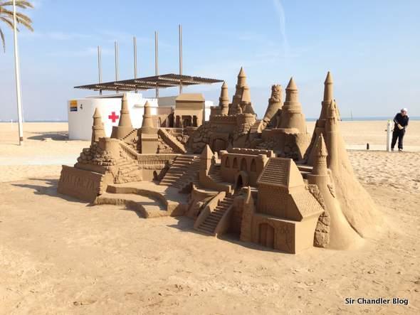 Relato de las vacaciones: Alicante y Valencia