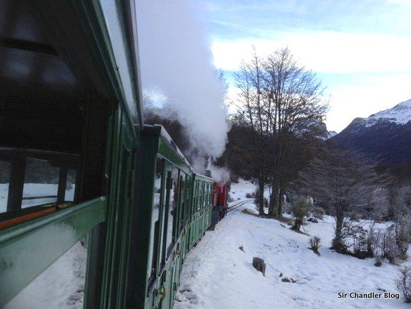 Visitando el Tren del fin del Mundo