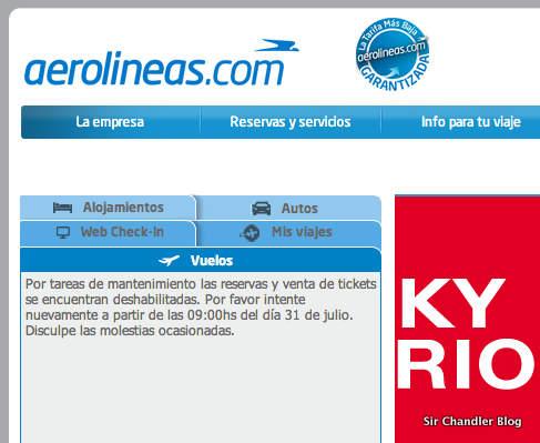 aerolineas-web-sistema
