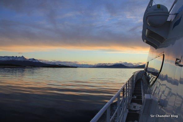 Navegar el canal Beagle… e dopo morire