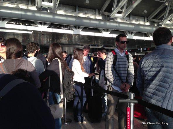 Migraciones en Miami: congestión de argentinos