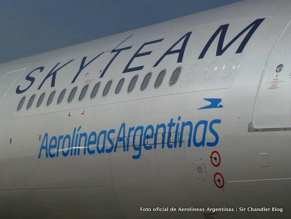 Aerolíneas Argentinas llegará este año a los 8,4 millones de pasajeros