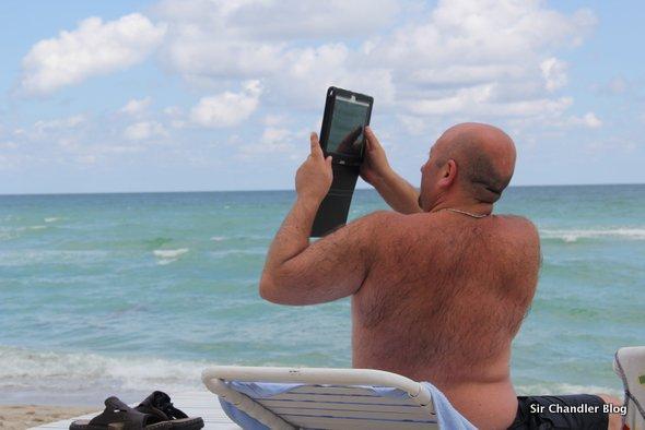 La OMS declara la epidemia de fotógrafos con iPads y tabletas en general